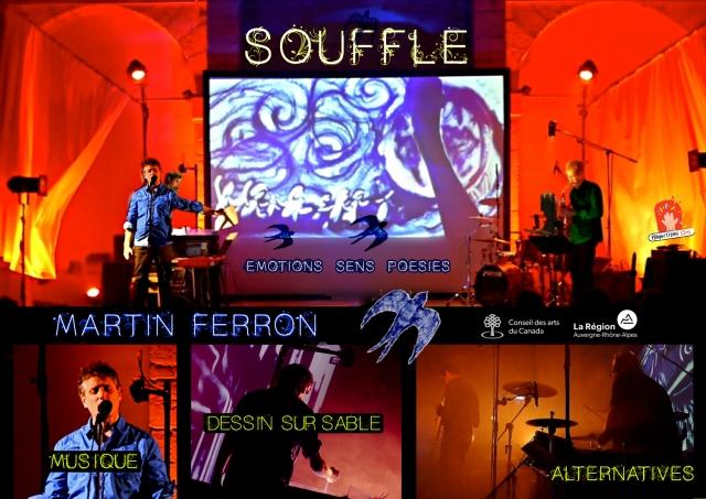SOUFFLE Martin Ferron à Nantes